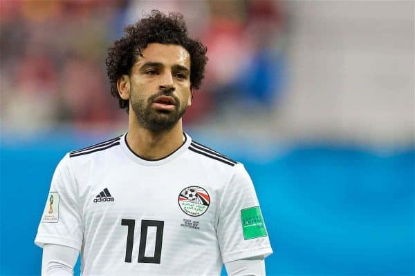 Reds 'want Varane' & Egypt want Salah in Olympics squad – Liverpool FC Roundup