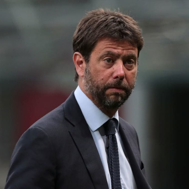 Juventus chief calls for Champions League transfer bans & fan subscriptions