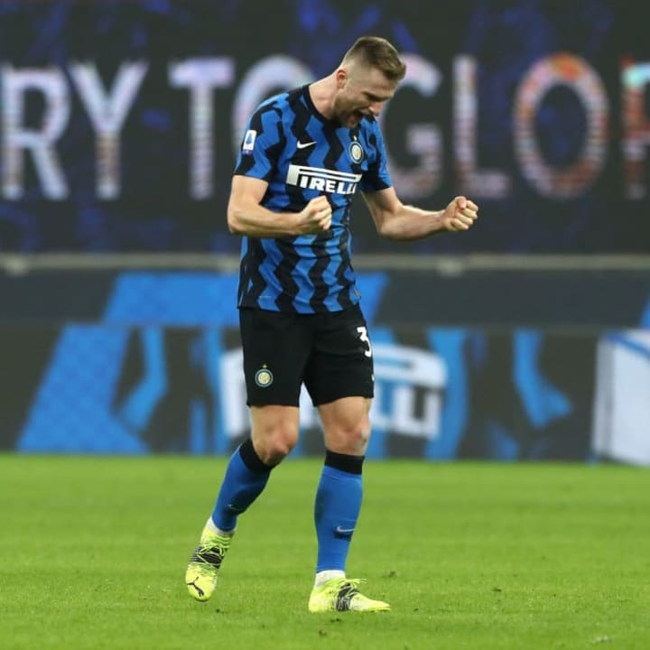 Resilient victory over Atalanta was a display of Inter's title credentials
