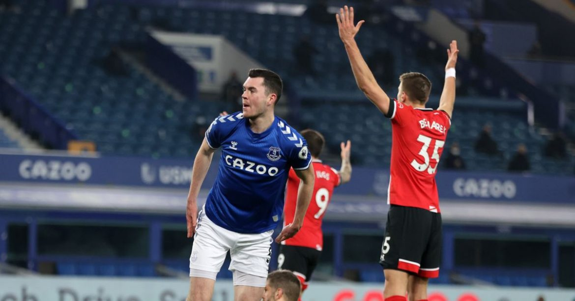 Richarlison goal sees Everton beat Saints in first home league win of 2021