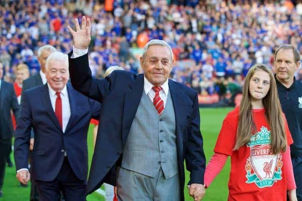 Liverpool legend Ian St John passes away at the age of 82