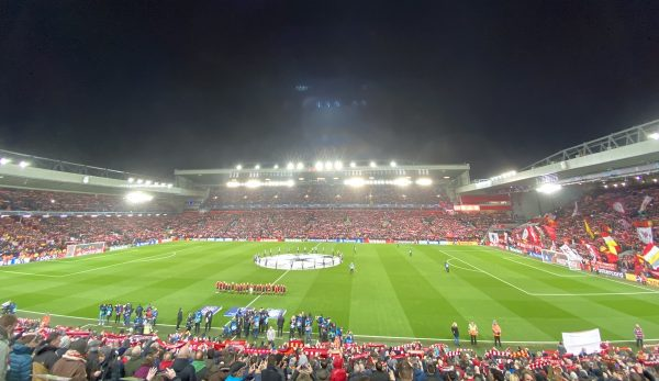 Surreal, strange, madness – A year since Anfield's final pre-pandemic match
