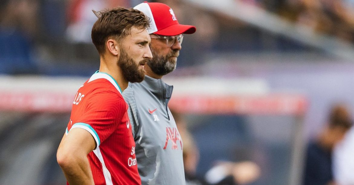 Contract revelation emerges over resurgent Liverpool star amid exit doubts