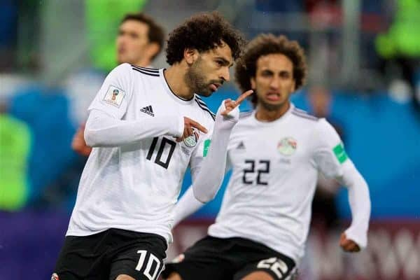 Mohamed Salah could miss start of 2021/22 after Egypt Olympics call-up