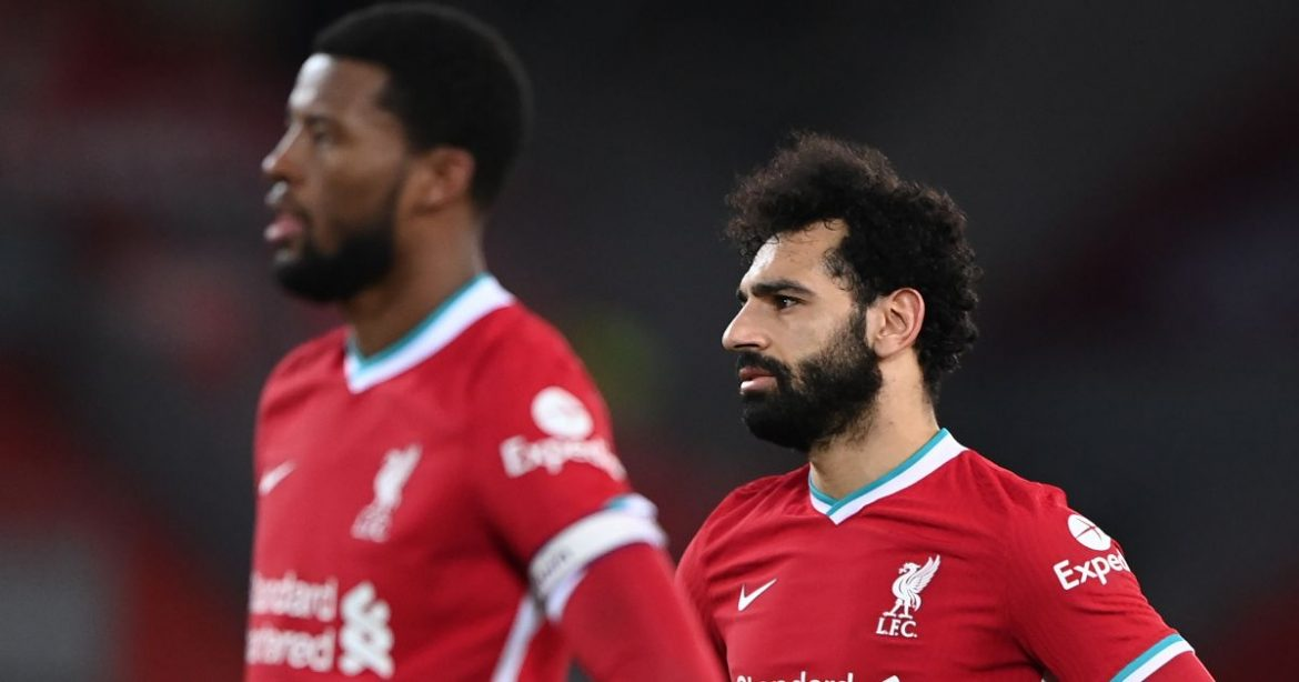 Liverpool star dotting I's and crossing T's over 'dream' Anfield exit