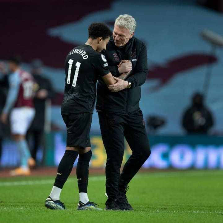 The West Ham lineup that should start at Manchester United