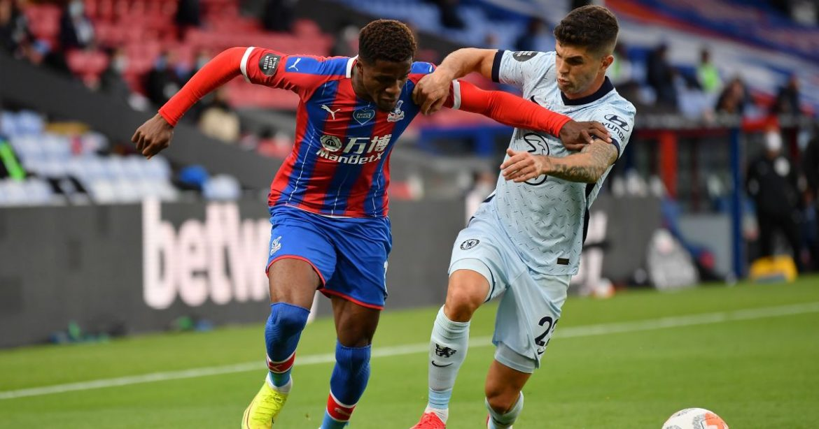 Wilfried Zaha explains why he's no longer willing to take the knee