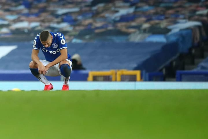 Richarlison is coming good for Everton at just the right time