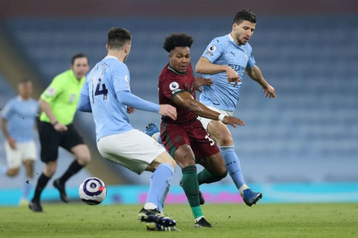 Manchester City 4-1 Wolves: Player ratings as Cityzens extend winning run to 21 games