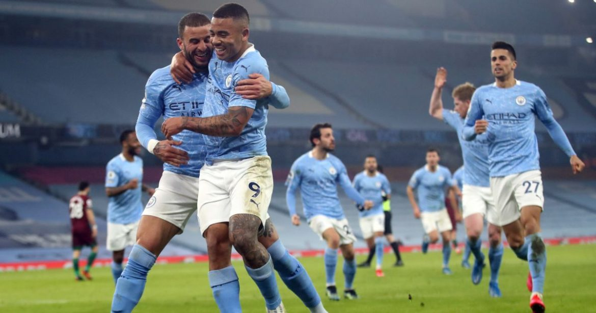 Guardiola 'knew this morning' that Man City were ready to put on a show