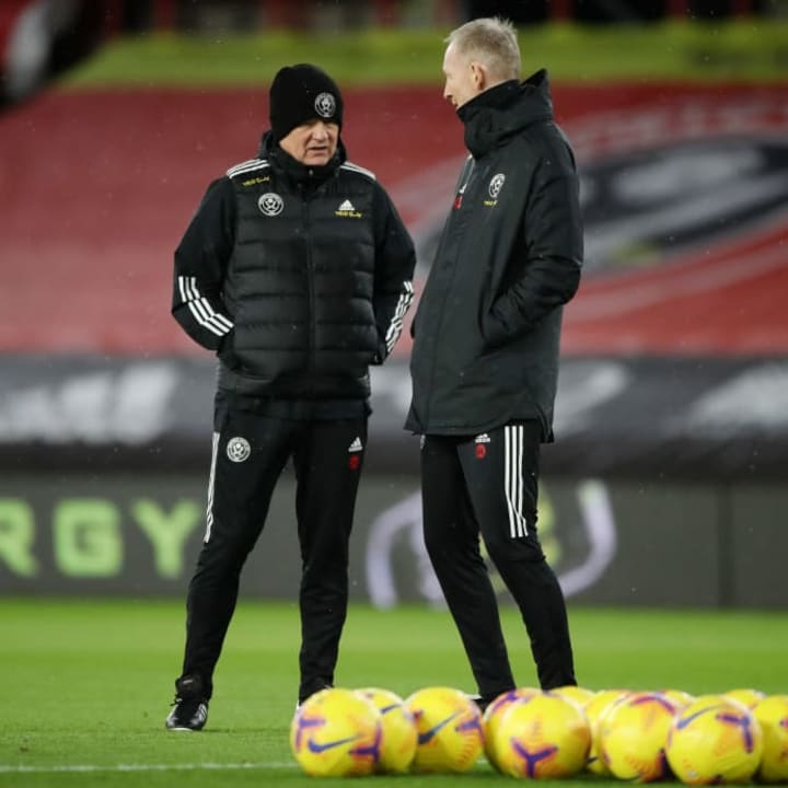 Sheffield United offer long-term contract to Chris Wilder's assistant Alan Knill