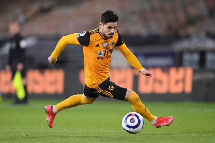 Manchester United linked with move for Wolves' Pedro Neto