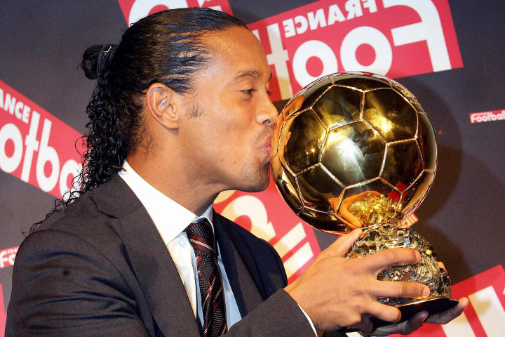 Ronaldinho: Remembering the Brazilian wizard's first year as a professional