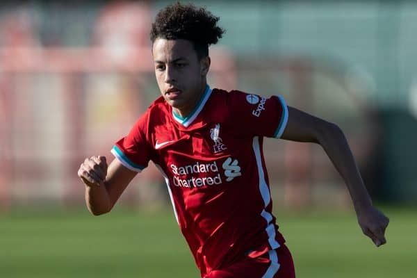 Ben Woodburn hat-trick and Ben Davies plays for Liverpool in inter-squad friendly