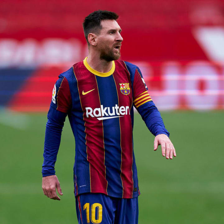 Joan Laporta claims Lionel Messi will leave Barcelona if he doesn't win presidential election