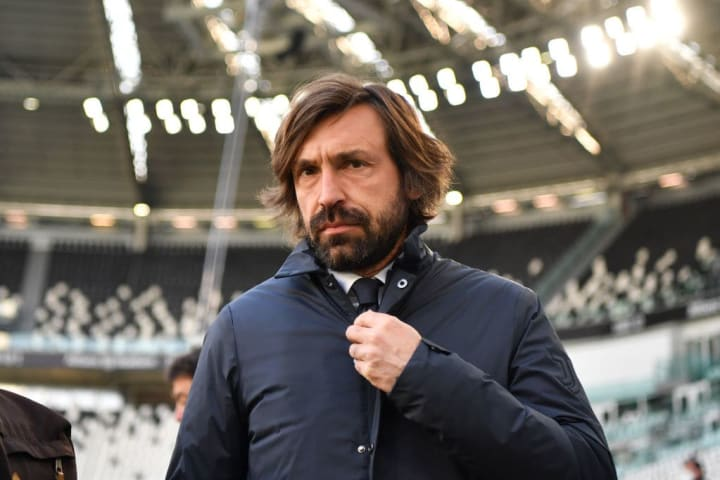 Who's the best candidate for Juventus if Andrea Pirlo is sacked?