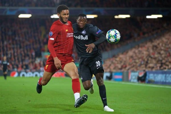 Reds chase Salzburg striker & CL tie to be played in Spain – Liverpool FC Roundup