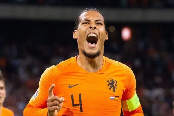 """Virgil van Dijk """"eight weeks"""" from return, but Dutch boss """"not counting on him"""" for Euros"""