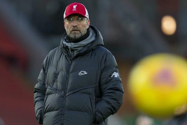 """Klopp confirms Liverpool could refuse international call-ups – """"We have to be first priority"""""""