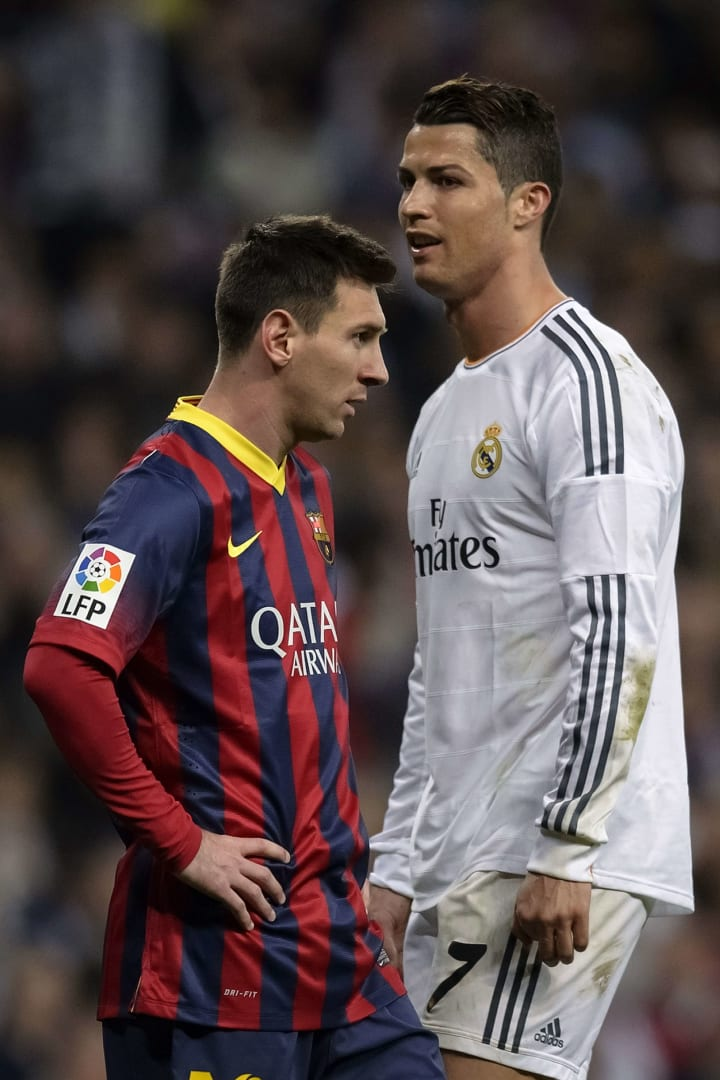 Lionel Messi hat trick, three penalties and a Sergio Ramos red card: Remembering 2014's crazy Clasico