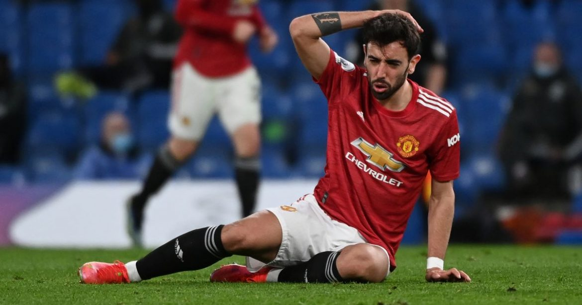 Scholes slams Bruno Fernandes and names two problem players for Man Utd