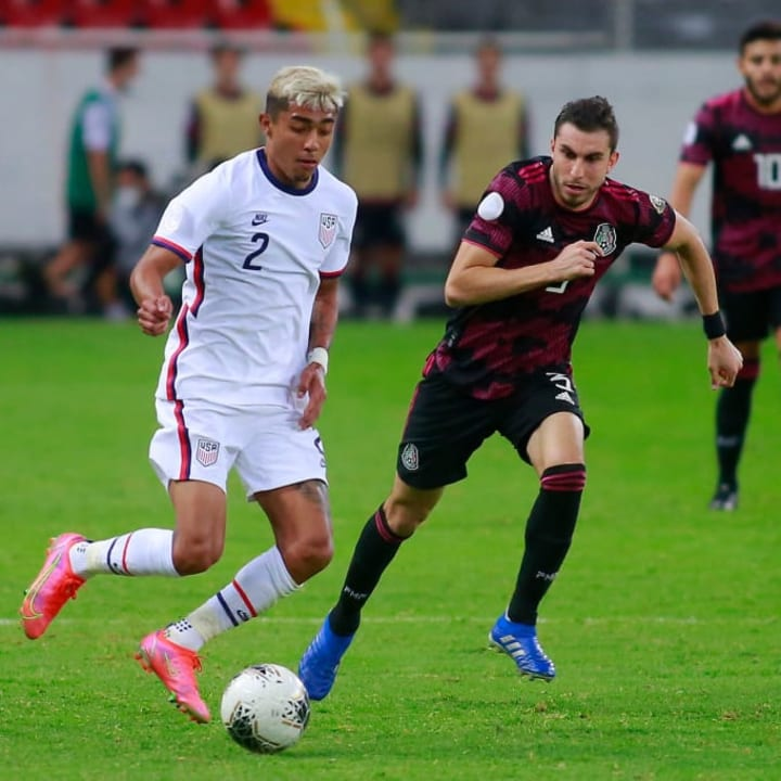 USMNT Olympic hopes hanging in balance after crushing 1-0 loss to Mexico