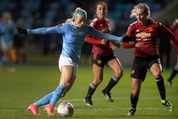 The WSL TV deal will change what it means to grow up as a girl who loves football