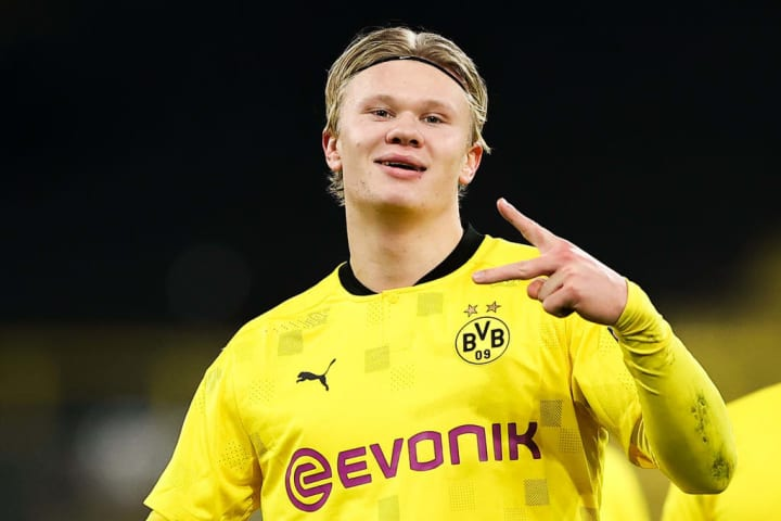 The 6 clubs Erling Haaland will consider joining from Borussia Dortmund