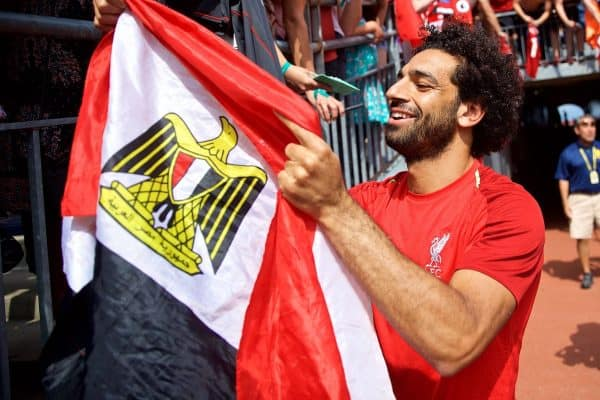 Links with €50m Serie A man & Salah must make Olympics decision – Liverpool FC Roundup