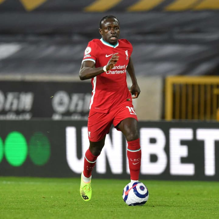 Sadio Mane urges Liverpool teammates to not 'make excuses' for poor form