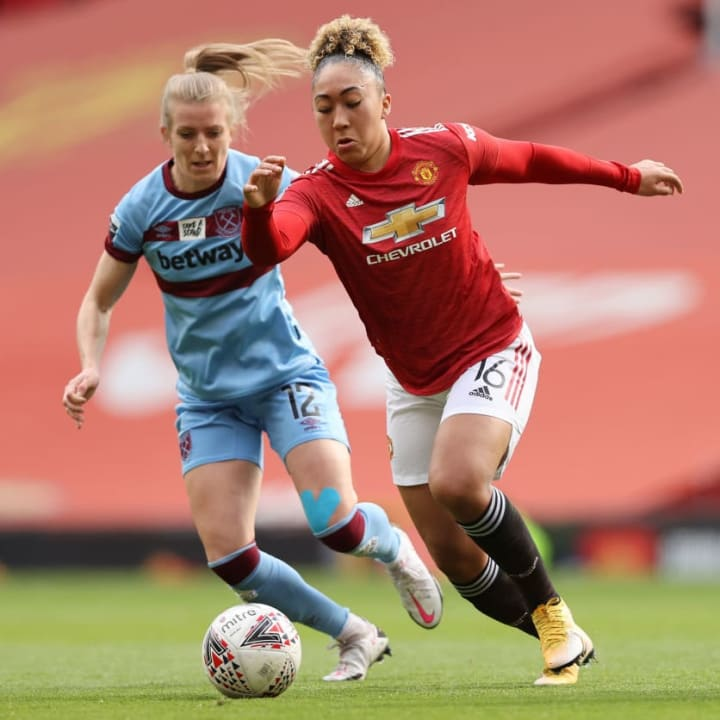 Man Utd 2-0 West Ham: Player ratings from first ever WSL game at Old Trafford