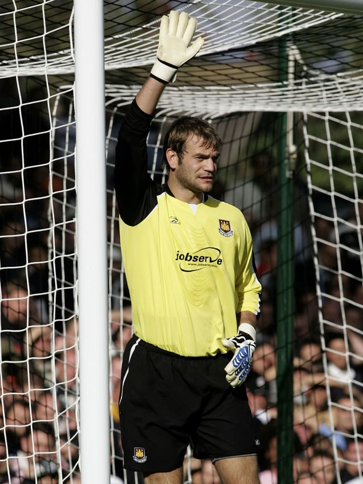 Roy Carroll admits he could have 'died from the drink' as he opens up about depression and alcoholism