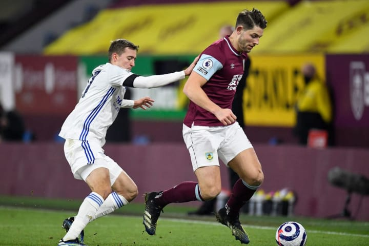 Burnley 1-1 Leicester City: Player ratings as Foxes slump to draw at Turf Moor