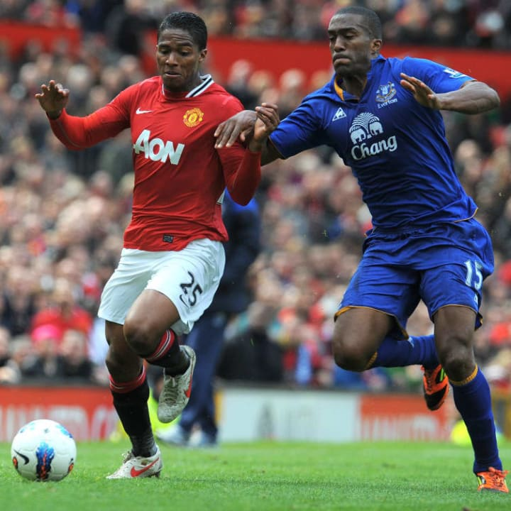 Man Utd 4-4 Everton: The day the Red Devils lost the title in 2012