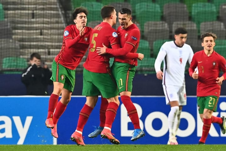 Portugal U21s 2-0 England U21s: Players ratings as Young Lions suffer damaging defeat