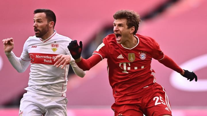 Thomas Muller would have 'no problem' leaving Bayern & hints at Premier League switch