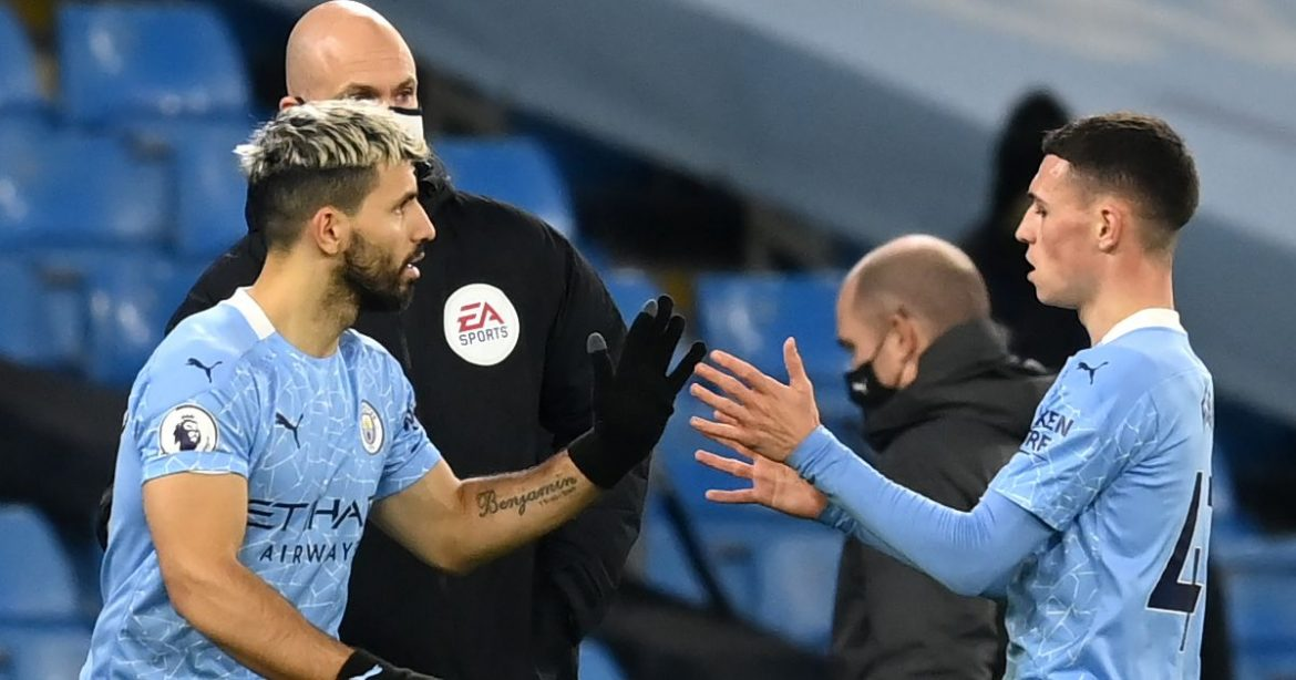 Sergio Aguero pays emotional tribute to Man City faithful ahead of exit
