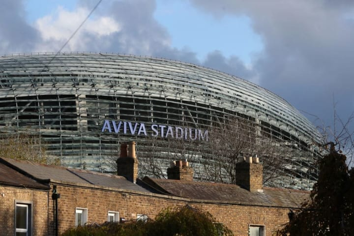 Glasgow and Dublin at risk of being dropped as Euro 2020 host cities