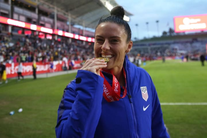 USWNT players who have won silverware in Europe