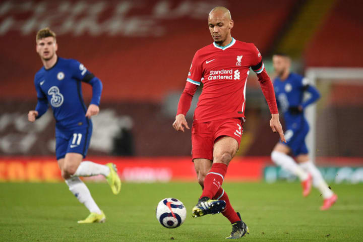 Liverpool 0-1 Chelsea: Player ratings as Reds suffer club-record fifth consecutive home defeat