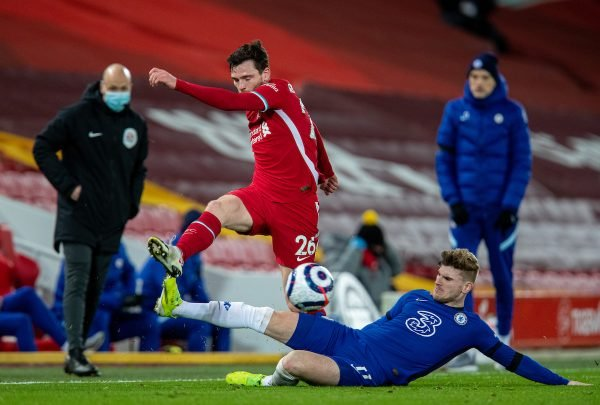 """Andy Robertson concedes """"too many heads are going down"""" after latest defeat"""
