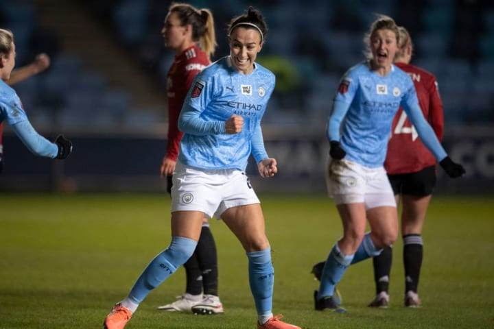 4 players nominated for WSL February player of the month