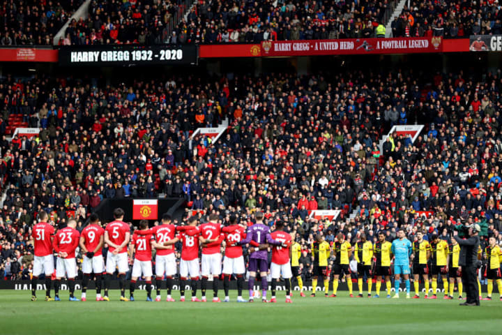 Man Utd Foundation launches sensory experience of Old Trafford for fans at home