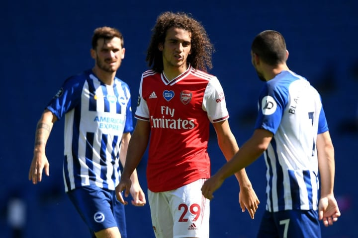 Arsenal need to sell 'rebellious' Matteo Guendouzi this summer