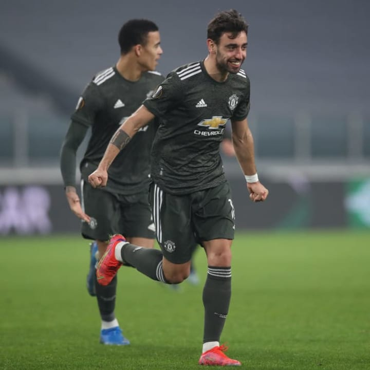 Bruno Fernandes in line for bumper new Man Utd contract