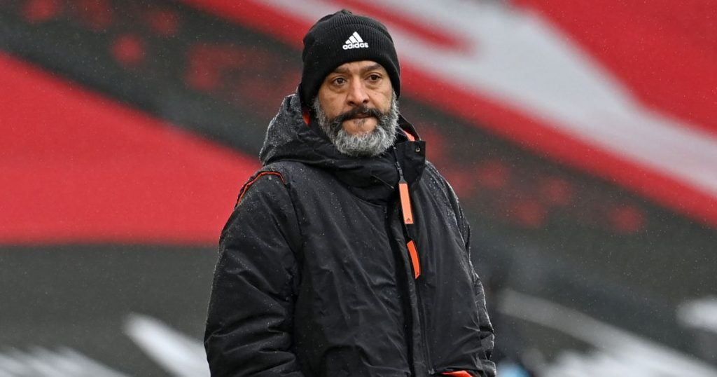 Claims World Cup winner Wolves 'studying' to oust Nuno given short shrift
