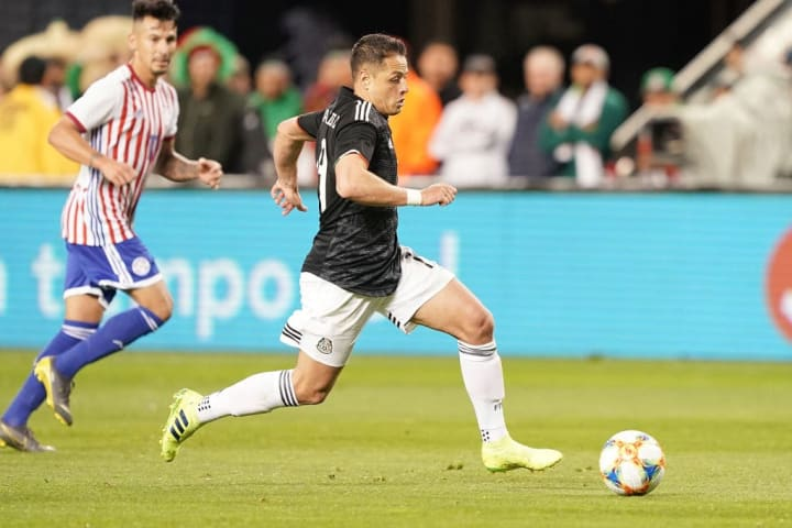 Chicharito to be included in Mexico's preliminary Gold Cup roster