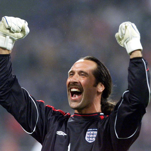 England's combined XI from Euro 96 and Euro 2020 squads