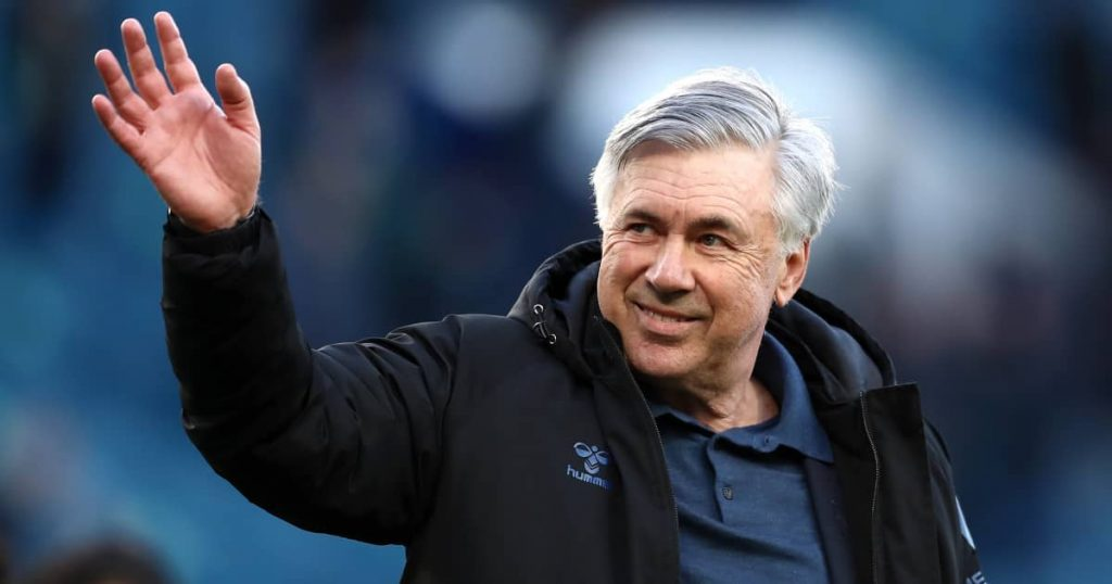 Ancelotti eager to continue love affair with affordable Everton star