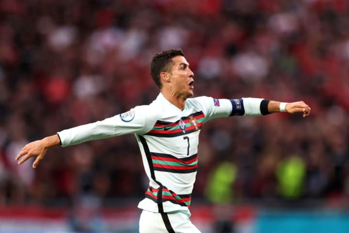 Cristiano Ronaldo's 106 international goals: who, what, when, how